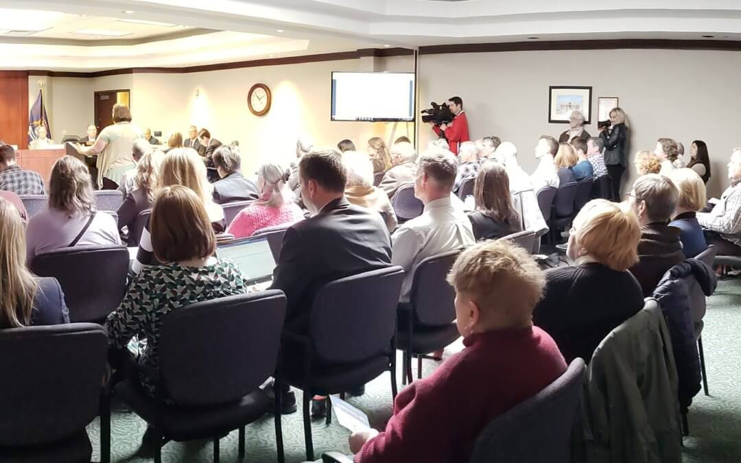 Ottawa County Opposed to Grand River Waterway Dredging Project
