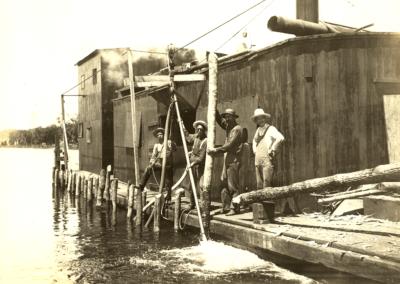 Taken in 1910.