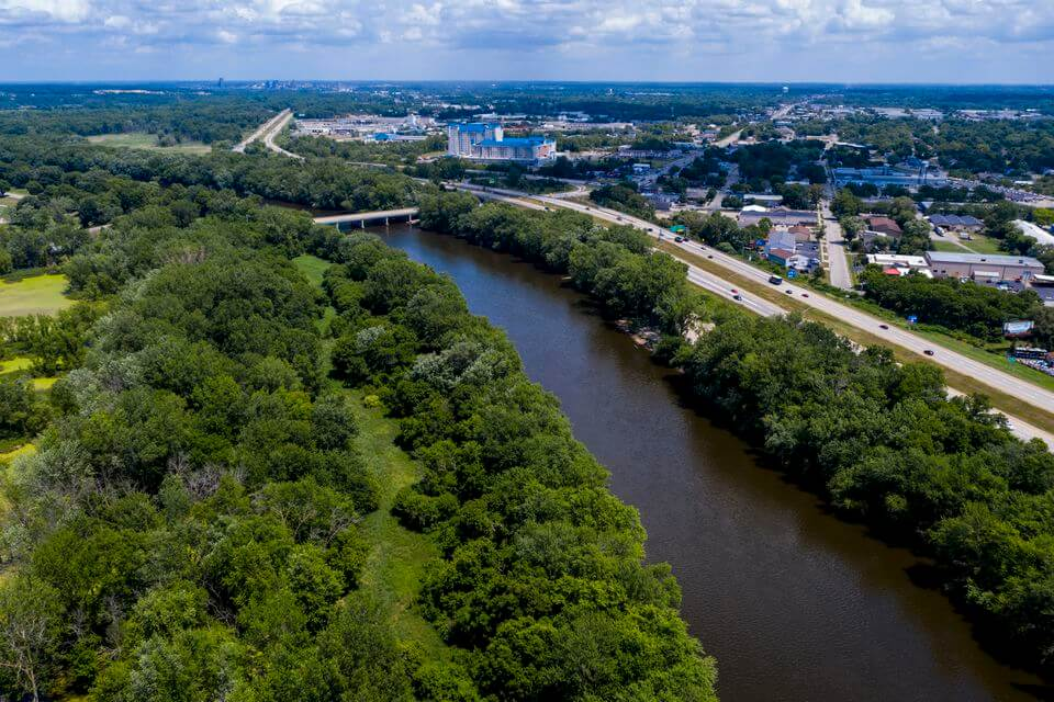 Politically connected property owner pushes Grand River dredging project